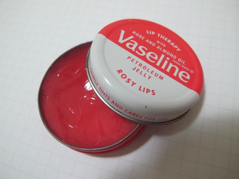 Vaseline Rosy Lips 2